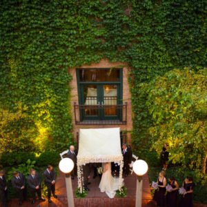 Ivy Room Wedding in Chicago