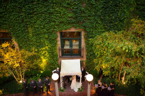 Ivy Room Wedding in Chicago - Effortless Events