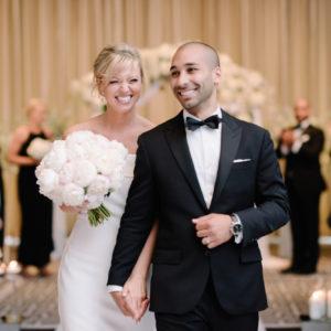 Teri & Michael's Classy Langham Wedding