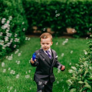 Brainstorming Kid-Friendly Wedding Details